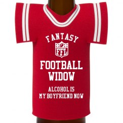 Fantasy Football Widow Alcohol