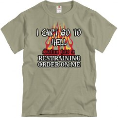 I Can't Go To Hell...