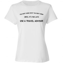 You Don't Know - Travel Advisor