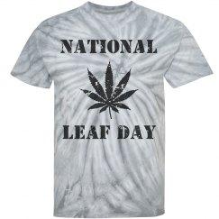 National Leaf Day