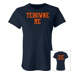 Tebow Me w/ Back