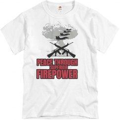 Peace Through Firepower