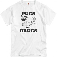 Pugs Not Drugs