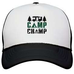Camp Champ Trucker Cap