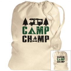 Camp Champ Laundry Bag