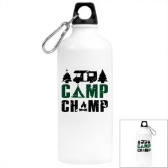 Camp Champ Water Bottle