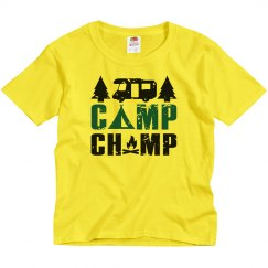 Camp Champ Youth T-Shirt
