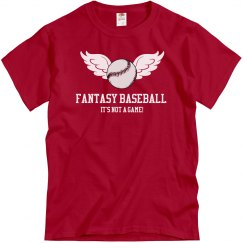 Fantasy Baseball Wings