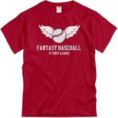 Fantasy Baseball Wings