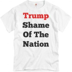 Trump Shame Of The Nation