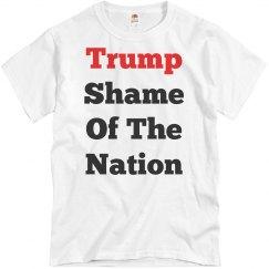 Trump Shame Of The Nation