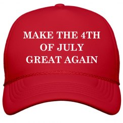 Make The 4th Of July Great Again