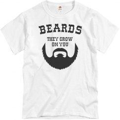 Beards, They Grow on You