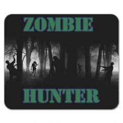 Zombie Hunter Mousepad