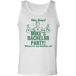 Mike's Bachelor Tank