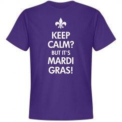 Mardi Gras Keep Calm