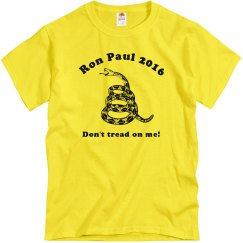 Ron Paul Dont Tread On Me