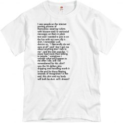 Just Another Funny Novelty T-Shirt
