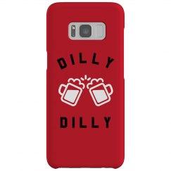 Dilly Dilly Custom Phone Case