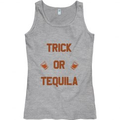 Simple Halloween Trick Or Tequila