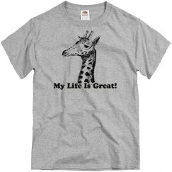 My Life Is Great Giraffe