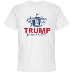 Trump Jan. 1, 2017