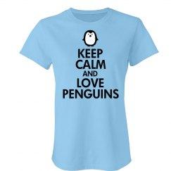 Keep Calm Love Penguins