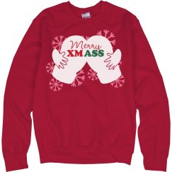 Merry Xmass Ugly Sweater