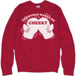 One Cheeky Christmas