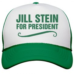 Jill Stein For President Hat