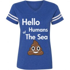 humans of the sea