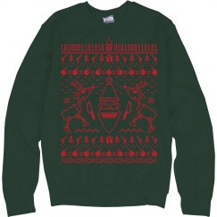 Killer Santa Sweater