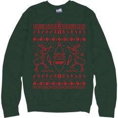 Killer Santa Sweater