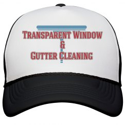 Window Cleaning Hat