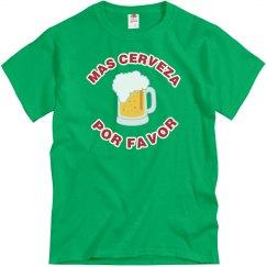 Mas Cerveza Por Favor