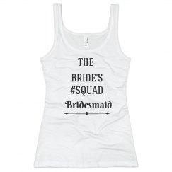 Bride's Squad-Bridesmaid