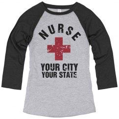 Custom Nurse City And State