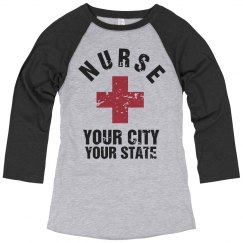 Custom Nurse City And State