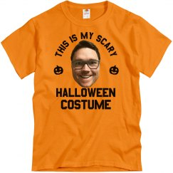 Your Friends Face Upload Makes A Scary Costume
