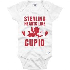 Steal Hearts Like Cupid