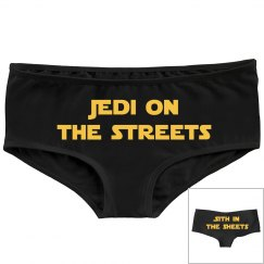 Jedi On The Streets