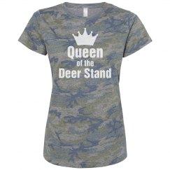 Queen Of The Deer Stand