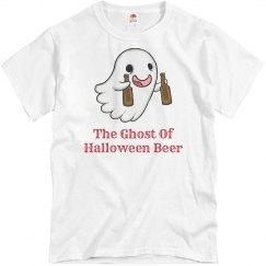 Ghost Of Halloween Beer