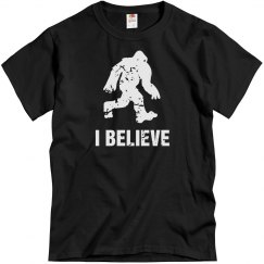 I Believe In Bigfoot