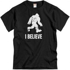 I Believe In Bigfoot