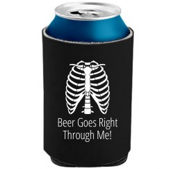 Beer Goes Through Me
