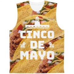 Cinco De Mayo All Over Print Tank