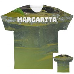 Margarita All Over Print Shirt