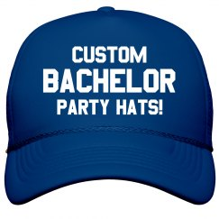 Custom Bachelor Party Accessory