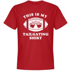 Tailgate Red/White